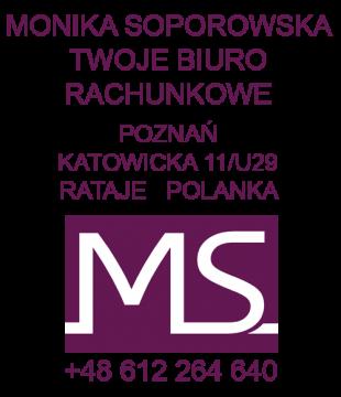 biuro rachunkowe rataje poznań polanka monika soporowska